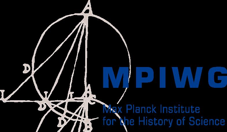 Bildergebnis für Logo MPI Wissenschaftsgeschichte